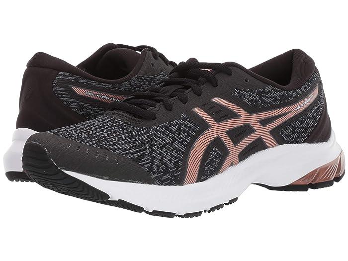 ASICS  GEL-Kumo Lyte (Black/Rose Gold) Womens Running Shoes