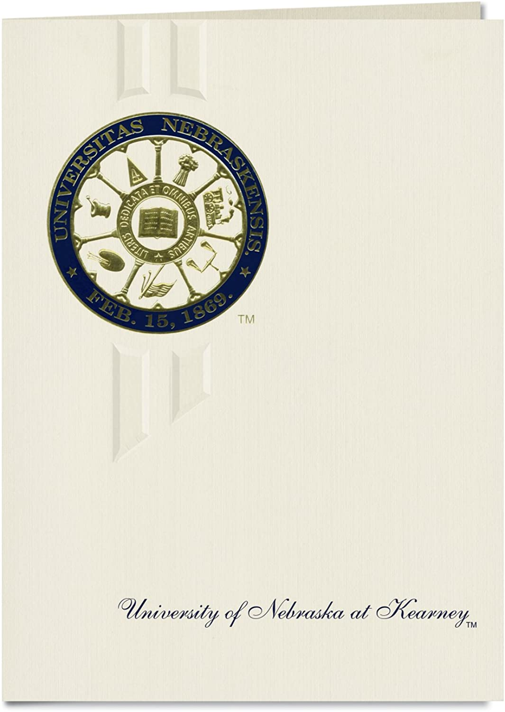 Signature Ankündigungen University of Nebraska AT Kearney Kearney Kearney Graduation Ankündigungen, eleganten Stil, Elite Pack 20 mit University of Nebraska AT Kearney Dichtung Folie B0793NHSPV  | Neu  255f4f