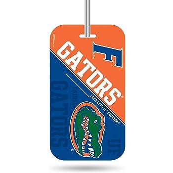 NCAA Plastic Team Luggage Tag