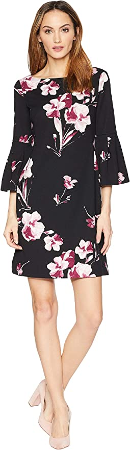 B845-Grace Bay Floral Dress