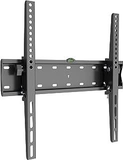 Husky Mount Tilting Flat Slim TV Wall Mount Bracket Fits Most 32 40 42 46 47 50 52 55