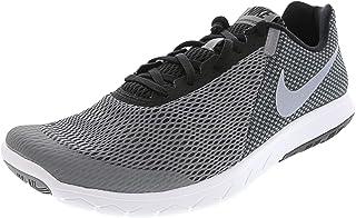 innovative design a4427 86e9e Nike Men s Flex Experience Rn 6 Cool Grey Metallic - Black Ankle-High Fabric