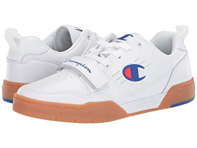 Champion 3 On 3 Low (White) Men