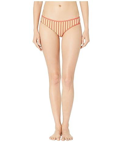 L*Space Lay It On the Line Rachel Bottoms (Tangerine) Women