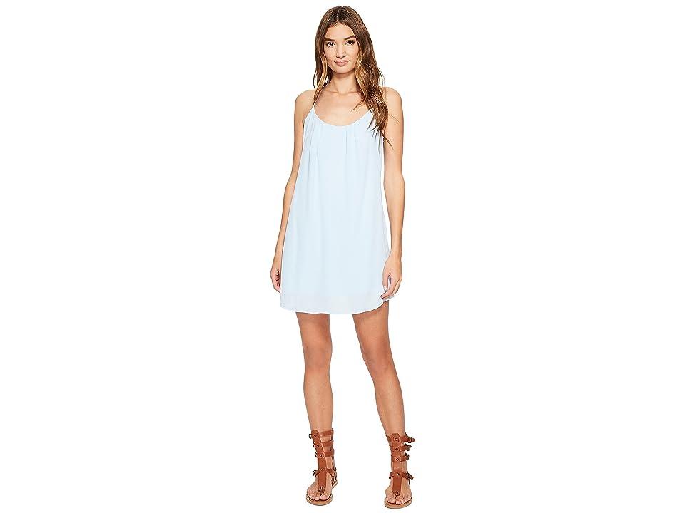 Lucy Love Take Me To Dinner Dress (Blue Cloud) Women's Dress