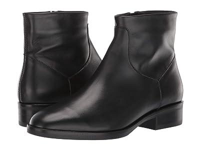 Clarks Pure Rosa (Black Leather) Women