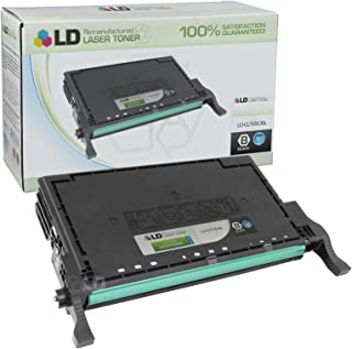 LD Remanufactured Toner Cartridge Replacement for Samsung CLT-K508L High Yield (Black)