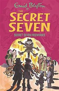 Secret Seven: Secret Seven Fireworks: Book 11