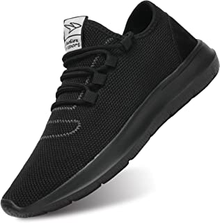 Men's Running Shoes Fashion Breathable Sneakers Mesh Soft...
