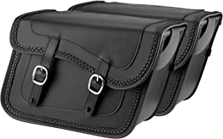 Best leather saddlebag for motorcycle Reviews