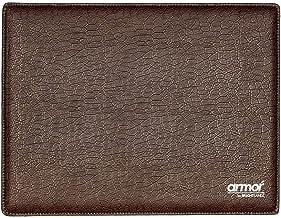 "Armor' Laptop EMF Radiation and Heat Shield | Chocolate Brown, Medium (for 14"" Laptops & Macbooks) | Classic Series"