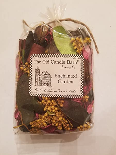 Enchanted Garden Potpourri Perfect For Spring And Summer But Can Be Used All Year Long Decoration Or Bowl Filler