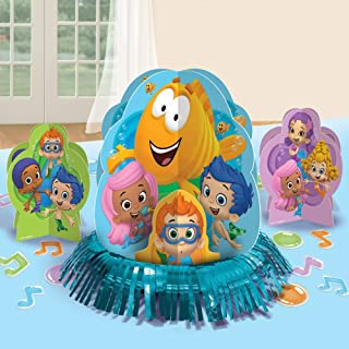 Amscan Bubble Guppies Table Decorating Kit