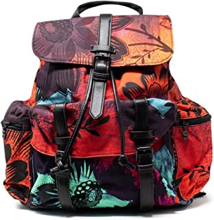 Luxury Fashion   Desigual Womens 19WAKA16RED Red Backpack   Fall Winter 19