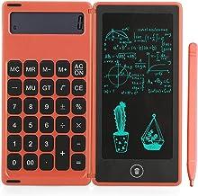 $45 » Samantha Office Supplies Calculator Foldable Calculator & 6 Inch LCD Writing Tablet Digital Drawing Pad 12 Digits Display ...