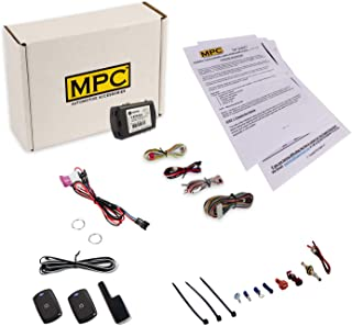 MPC Complete 1-Button Remote Start Kit for 2008-2013 Toyota Highlander - Push-to-Start - Gas - T-Harness -Firmware Preloaded