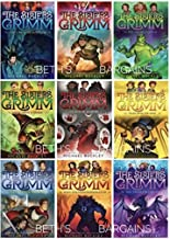 9 Books: Sisters Grimm Set - Fairy Tale Detectives, Unusual Suspect, Problem Child, Once Upon A, Magic & Other Misdemeanors, Tales of the Hood, Everafter War, Inside Story, Council of Mirrors