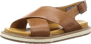 Keen Women's Lana Cross Strap Sandal, 10
