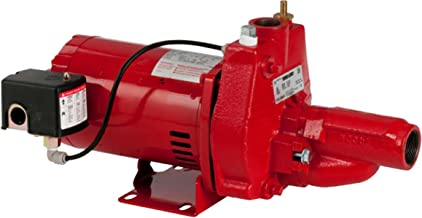 Red Lion 602038 Convertible Jet Pump with Injector Kit