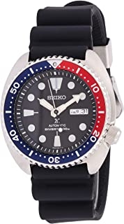Seiko Prospex Diving Turtle 200m Silicone band Watch SRPE95K1