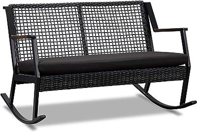 Amazon.com: Sillas de patio balcón tatami balcón sala de ...