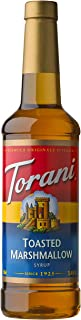 Torani Syrup, Toasted Marshmallow, 25.4 Ounce (Pack of 1)