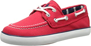 Polo Ralph Lauren Kids Sander R Canvas N PP Fashion Sneaker (Little Kid/Big Kid)