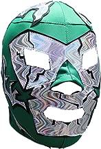 Dr. Wagner Lycra Lucha Libre Luchador Wrestling Masks Adult Size Green Silver
