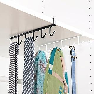 ODN Crochet sous Une étagère Armoire Rack Mug Tasse à thé Support de Stockage de Crochet (Noir)