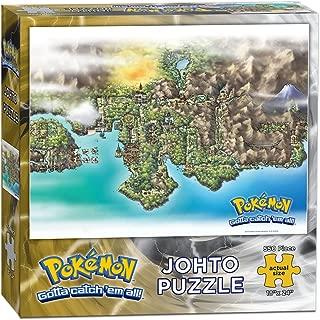 USAOPOLY Pokemon Johto Puzzle (550 Piece)
