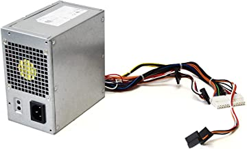 Compatible Genuine OEM 300W Watt Power Supply Replacement for Dell ATX0300D5WB Rev X3, HP-P3017F3P, DPS-300A B-26 A, 04G185015510DE, PC6037, PS-6301-6, DOS-300AB-36B, PS6301-02, PA-5301-08