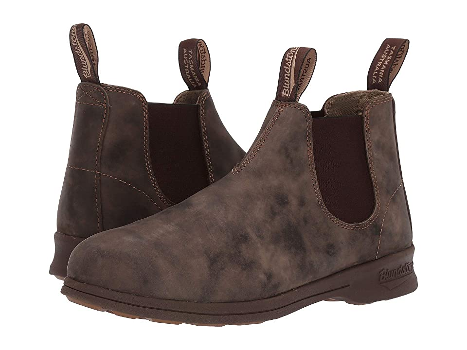 Blundstone BL1496 (Rustic Brown) Boots