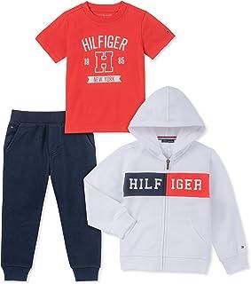 Tommy Hilfiger Baby Boys 3 Pieces Jog Set
