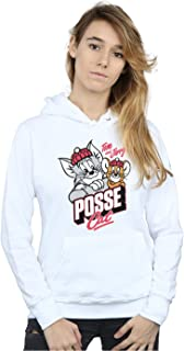 Tom And Jerry Women's Posse Cat Hoodie