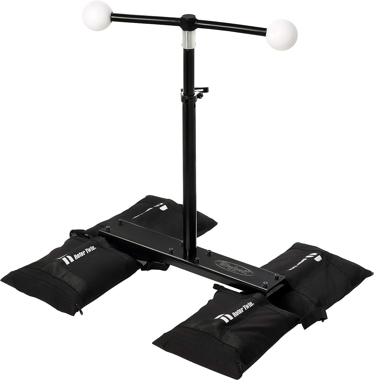 Markwort Rotor Twin Swing Baseball Spasm price and Store Hitting Trainer Softball