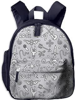 Pinta Music Cub Cool School Book Bag Backpacks for Girl's Boy's