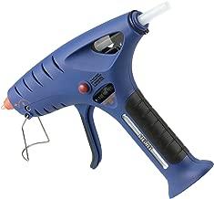 "Steinel TM 6000 Butane Glue Gun - cordless butane powered glue gun, runs up to 100 minutes on the easily refillable LEC, portable melting gun provides fast and even adhesive flow with 1/2"" diameter glue sticks, 76000"