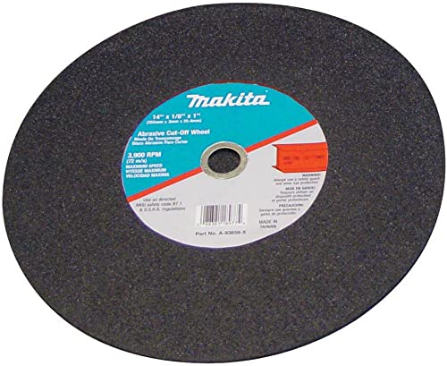 popular Makita discount A-93859-5 outlet sale 14-Inch Cut-Off Wheel, 5-Pack outlet online sale