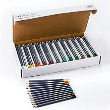 Faber-Castell Creative Studio Goldfaber Water Color Pencil Classpack - 144 Pencils in 12 Colors
