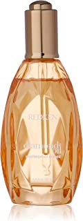 Redken Diamond Oil Shatterproof Shine Silicone Free for Unisex, 3.4 Ounce