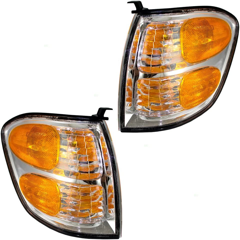 Aftermarket Replacement Driver and Passenger Light Side Signal Tucson Mall A OFFicial