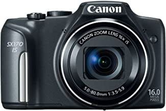 Best canon powershot sx170 is video Reviews