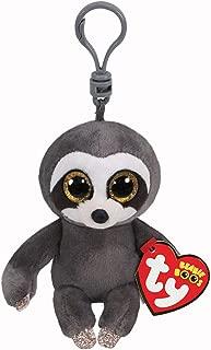 Ty Beanie Babies 36559 Boos Dangler the Sloth Boo Key Clip