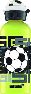 SIGG 8545 Amazing Football Water Bottle, Kids, 600 ml Capacity