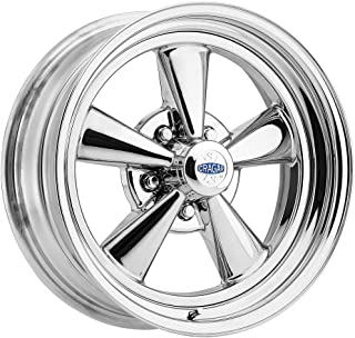 Cragar 61C781245 61C S/S Direct Drill Chrome Wheel