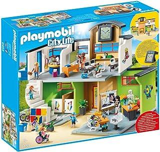 Playmobil City Life 9453 Grande École avec Installations, de 4 à 10 ans