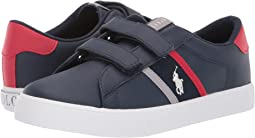 Navy Tumbled/Navy/Red/Grey/Paperwhite Pony Player