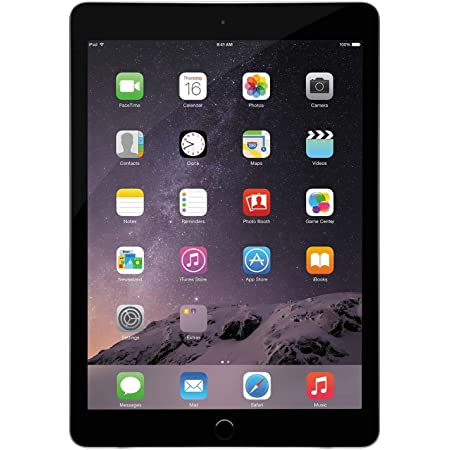 Apple iPad Air 2 16GB Wi-Fi - Gris Espacial (Reacondicionado)