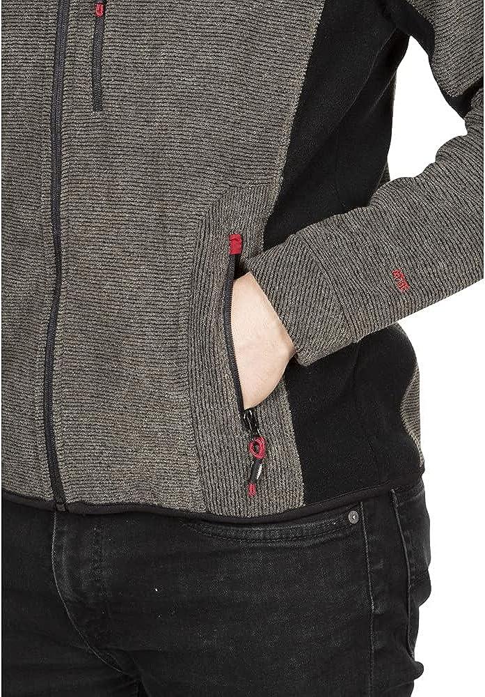 Jynx Men's Fleece Jacket - OLIVE STRIPE XXS
