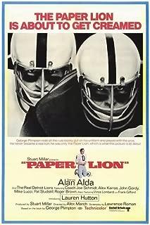 Best paper lion 1968 Reviews